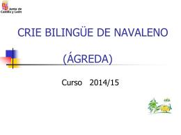 """CRIE de NAVALENO - I.E.S. """"Santa Catalina"""