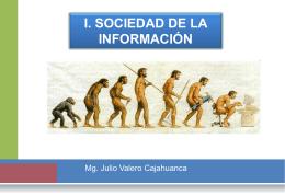 Clase01 Sociedad de la información