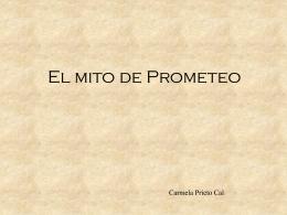 Prometeo, Epimeteo y Pandora