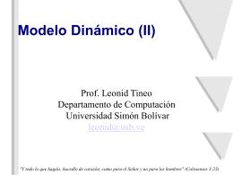 Clase11 - LDC - Universidad Simón Bolívar