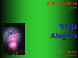 35 Vivir alegres - Autores Catolicos