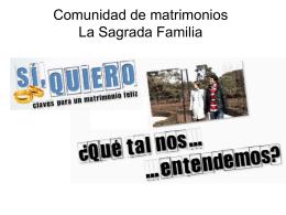 empatía - Comunidad de Matrimonios
