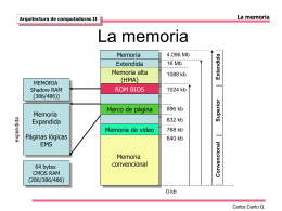1b-La memoria
