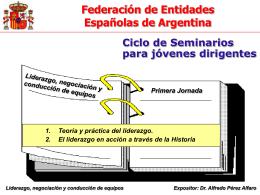 1.1 Parte 1 - Federación de Sociedades Españolas de Argentina