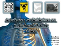 Artefactos Radiologicos