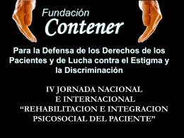 Fundación Contener