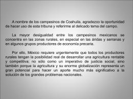 Mesa IV, ponencia 12 - Foro Nacional sobre Federalismo y