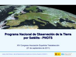 Jorge Lomba - XIV Congreso de la Asociación Española de