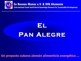 - EL Pan Alegre