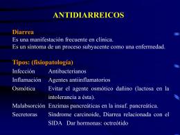 Antidiarréicos