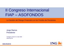 Jorge Ramos - (FIAP) Federación Internacional de Administradoras