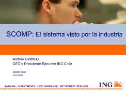 ING - Superintendencia de Valores y Seguros