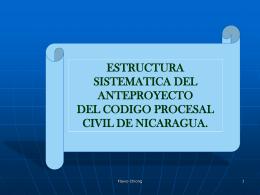 Diapositiva 1 - Chiong & Asociados