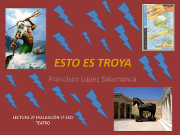 ESTO ES TROYA - WordPress.com