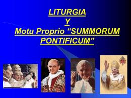 Liturgia-Summorum Pontificum