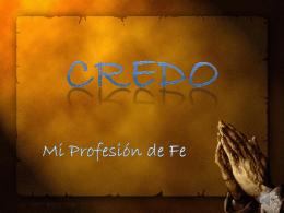 descargar el credo explicado - Fundación Pro-Fe
