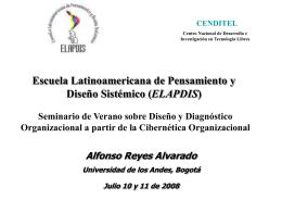 Complejidad Individual - Universidad de Los Andes