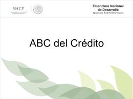 ABC del Crédito