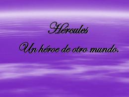 Hércules - IES Fuente de la Peña