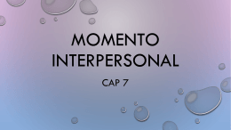 Momento Interpersonal