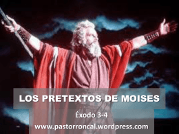 Pretexto No. 1 - WordPress.com