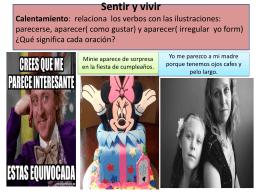 Leccion 24 -unit 1 verbos y expresines en relaciones personales