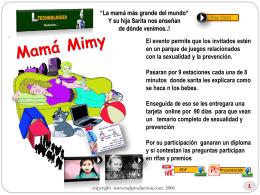 Mamá Mimy - melserver.info