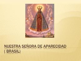 Nuestra señora de Aparecidad ( Brasil) - 1a-copaamerica