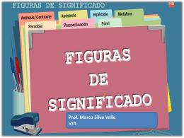 Figura Literaria - Profesor Marco Silva Valle