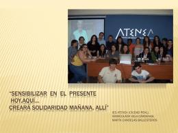 proyecto elaborado alumnos de integracion social