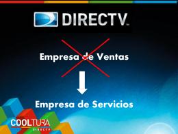 Presentación DirecTV