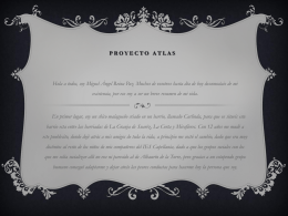 Proyecto ATLAS - WordPress.com