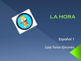 LA HORA - Meade USD 226