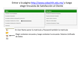 Entrar a la página http://www.cobachih.edu.mx/ y luego elegir