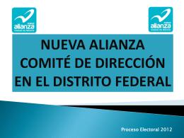 Diapositiva 1 - Nueva Alianza