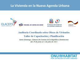 (CEPAL). 7 Tendencias Capitales del Desarrollo Urbano