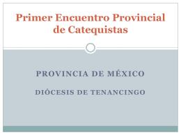 La misión continental es un proceso de nueva evangelización