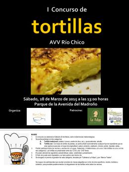concurso de tortilla de patatas Rio Chic[...]