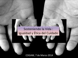 7 Marzo Cogam