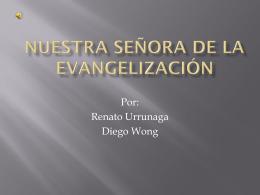 Nuestra Señora de la Evangelización - 1a-copaamerica
