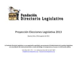 haga click aquí. - Fundación Directorio Legislativo