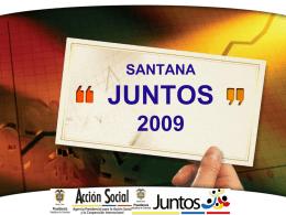 SANTANA JUNTOS