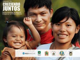 Proyecto CRECIENDO JUNTOS