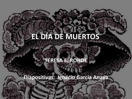 EL DÍA DE MUERTOS - Jardín de Niños Frida Kahlo