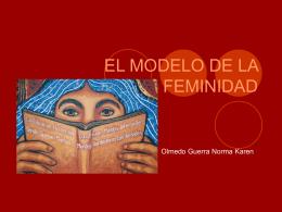 El modelo de la feminidad