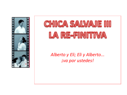 CHICA SALVAJE III LA RE-FINITIVA