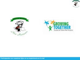 Participando con nuestros hijos en su experiencia en la red
