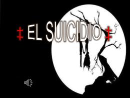 el suicidio esteban tabares g..