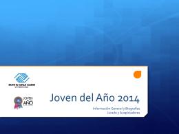 Joven del Año 2014 - Boys & Girls Clubs of Puerto Rico