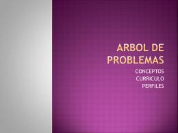 2) Haz clic aquí para abrir ARBOL DE PROBLEMAS